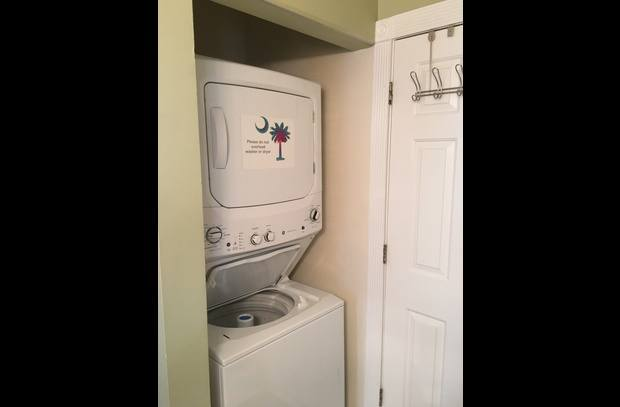 New Washer/Dryer September 2017